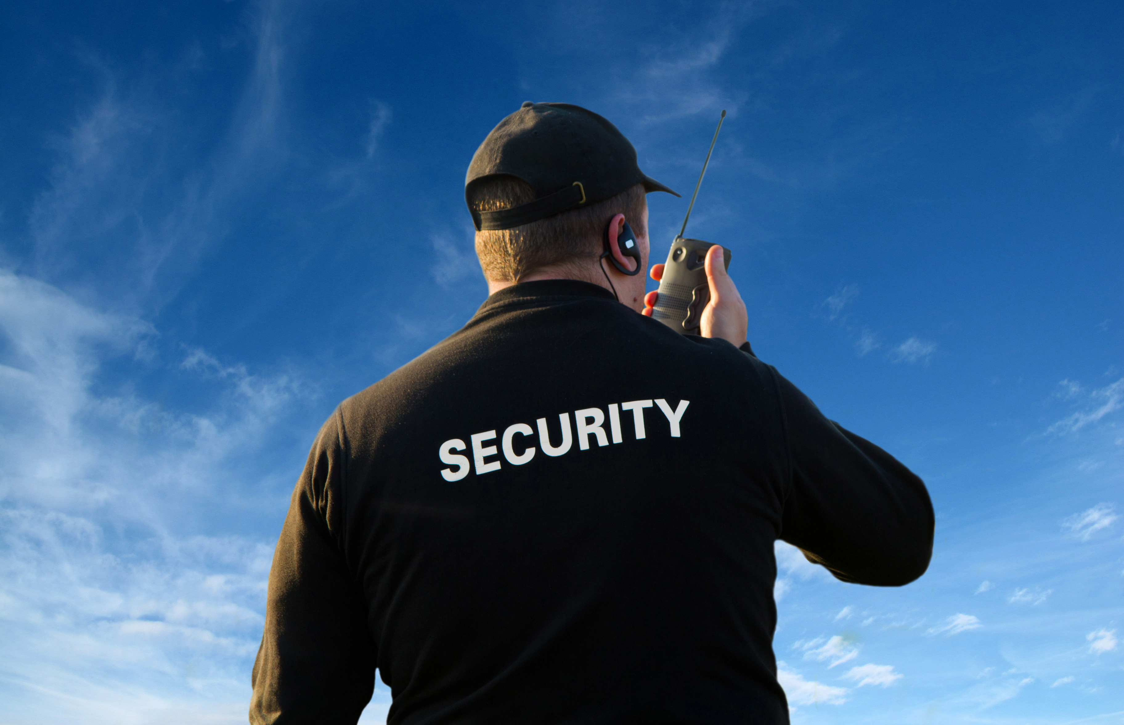 Be A Security Guard And Live A Life With Dignity While Protecting Commoners